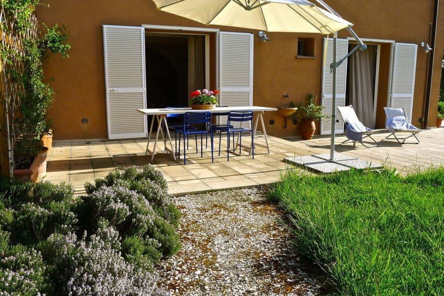 House in Italy, Bibbona