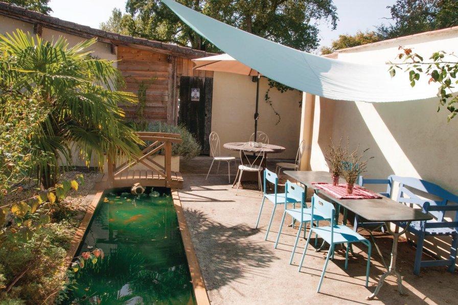 Saint-Pé-Saint-Simon villa to rent