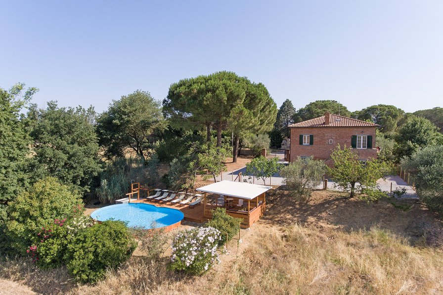 Tuscany Villas With Private Pools