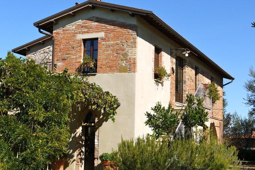 Villa in Italy, Castelmuzio