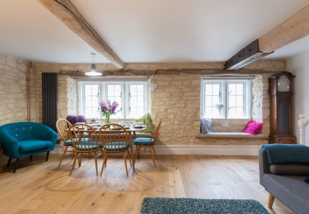 Duplex Apartment in Painswick, England: The Upper Flat, The Manse,  Gloucester Street, Painswick, ..