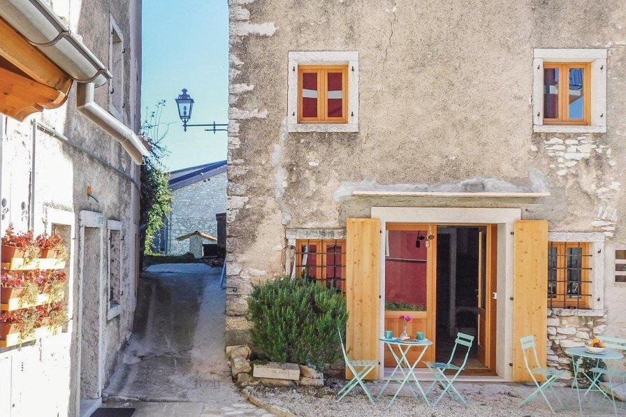 Villa in Italy, Vitarolo