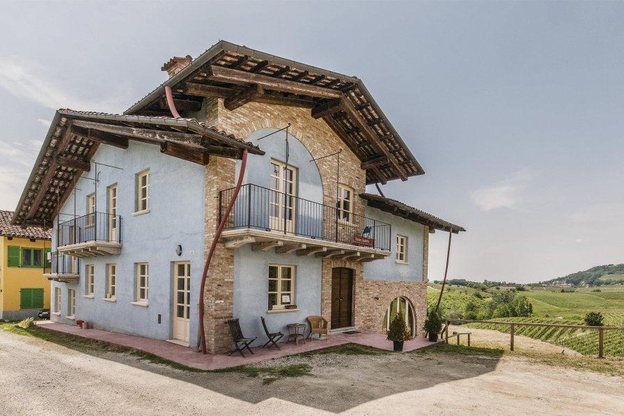 Apartment in Italy, Manzoni
