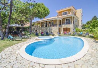 6 bedroom Villa for rent in Vale do Garrao