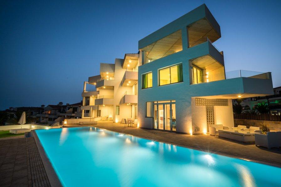 Apartment in Spain, Amarilla Golf