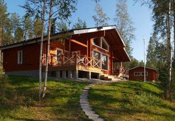 3 bedroom Villa for rent in Finnish Lakeland