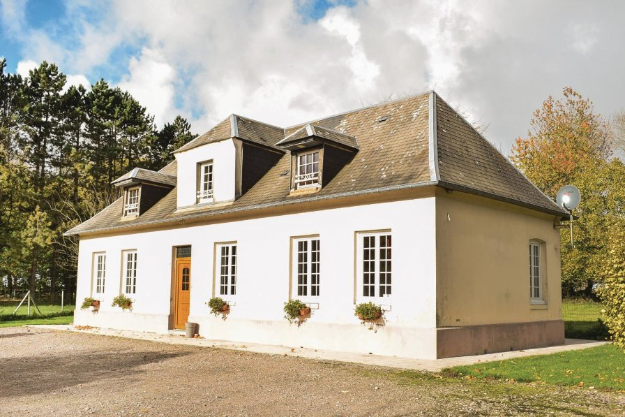 Villa in France, Carville-Pot-de-Fer