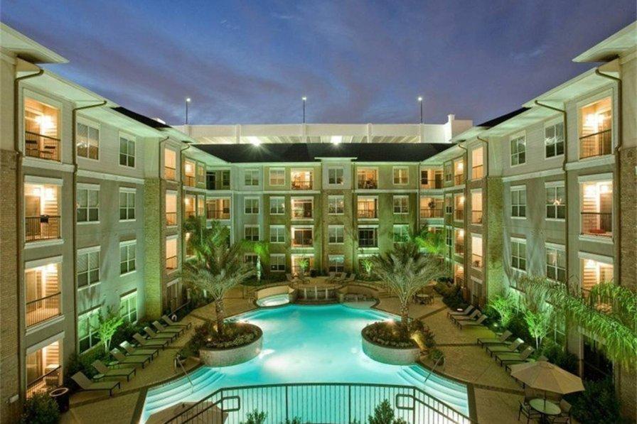 Luxury High-Rise Apt @ Medical Center & NRG F47