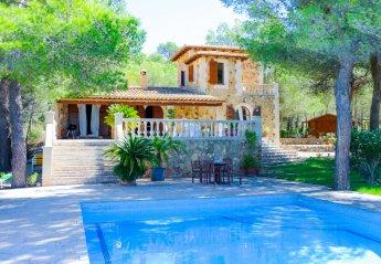 5 bedroom Villa for rent in Felanitx