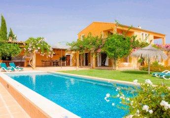 5 bedroom Villa for rent in Santanyi