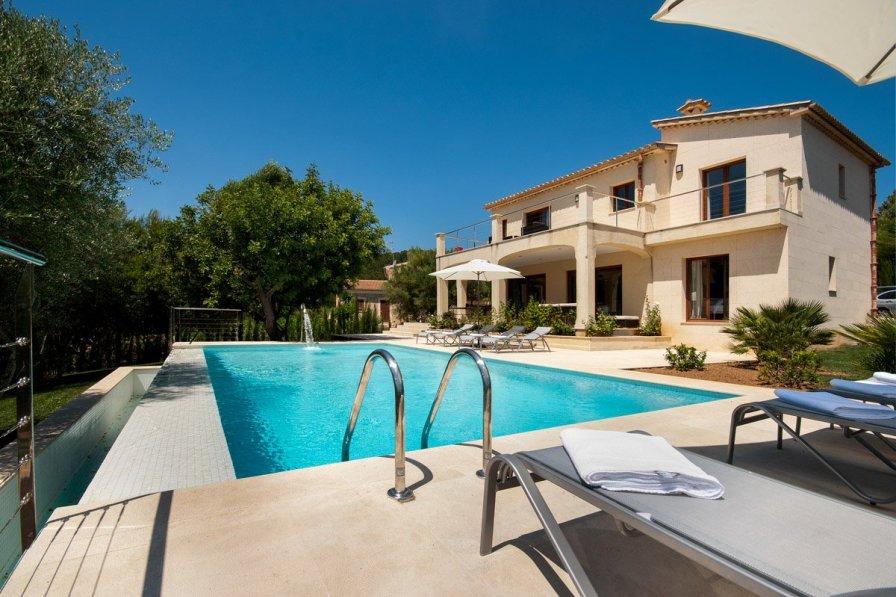 Villa in Spain, S'Obac