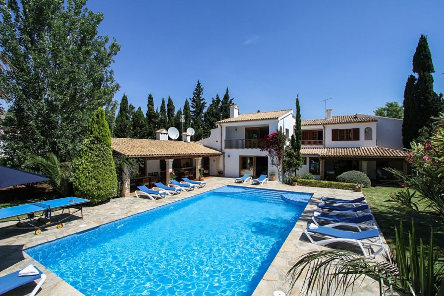 Villa in Spain, Las Palmeras
