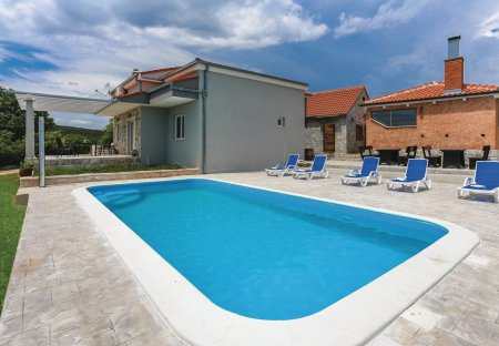 Villa in Dugobabe, Croatia