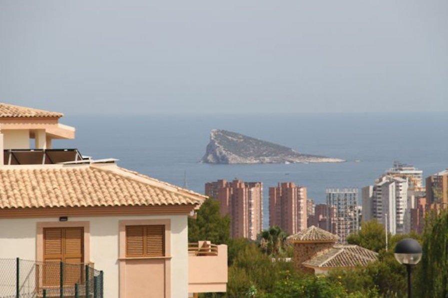 Apartment in Spain, Golf Bahía