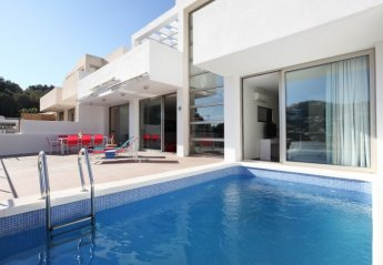 4 bedroom Chalet for rent in Altea