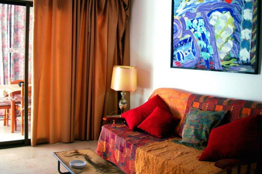 Apartment in Spain, Benidorm: