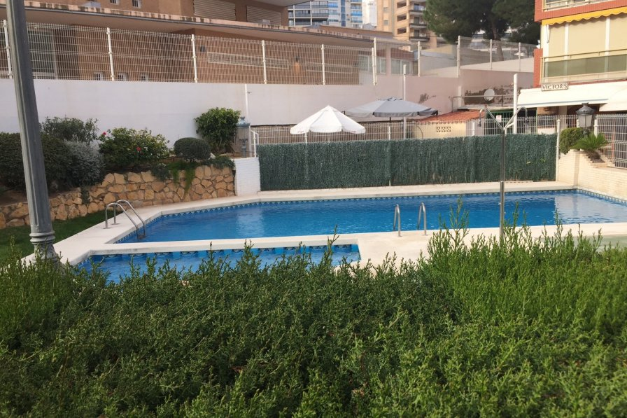 Apartment To Rent In Benidorm Spain With Swimming Pool