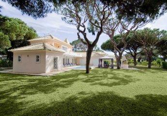 7 bedroom Villa for rent in Vilamoura