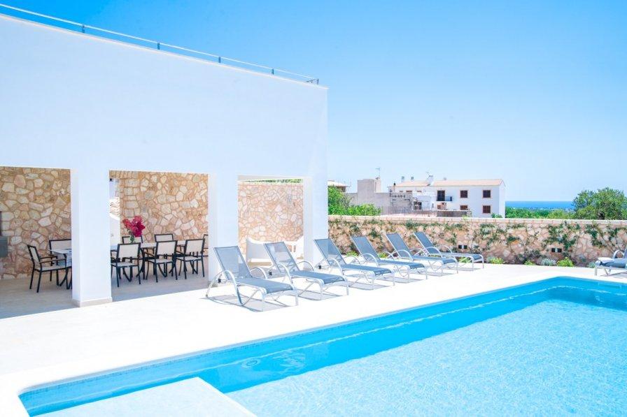 Owners abroad Villa Thanasis