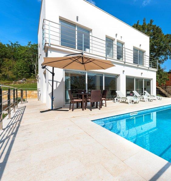 Villa in Croatia, Cetina