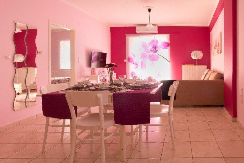 Orchid Deluxe Apartement