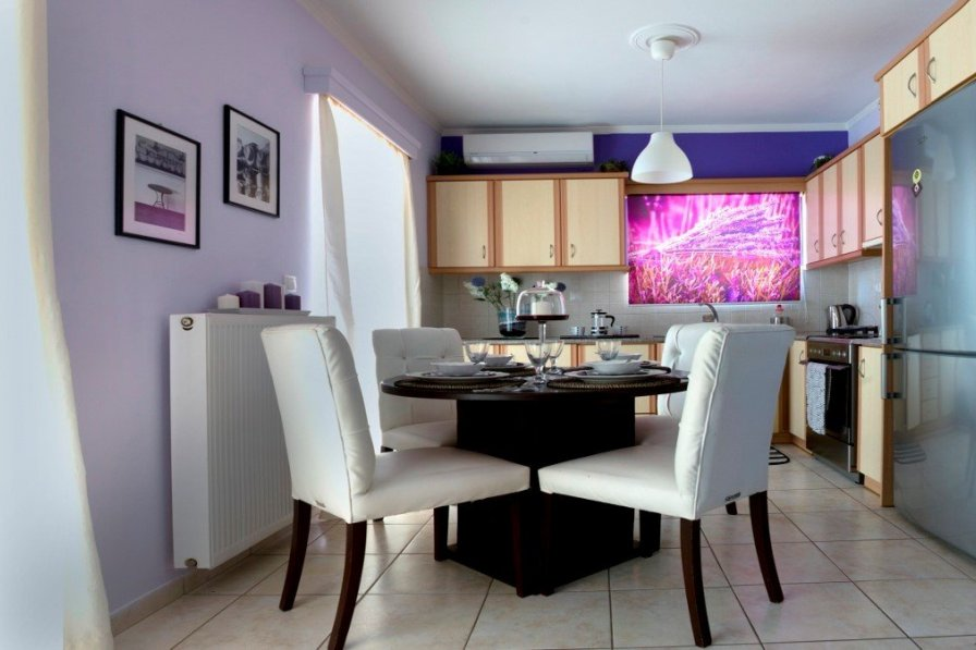 Lavender Deluxe Apartement