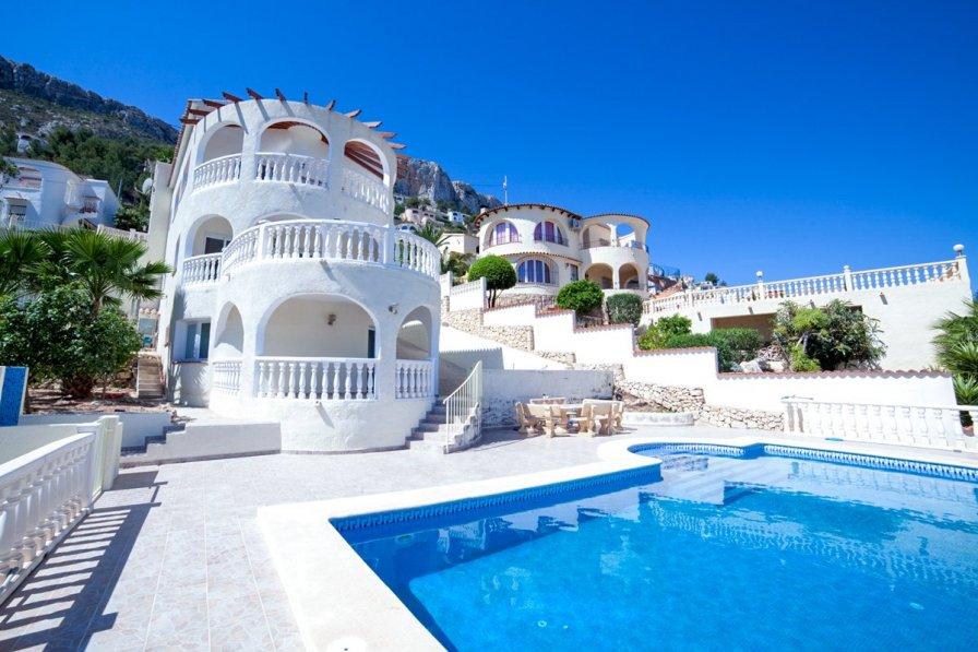 Villa in Spain, Maryvilla