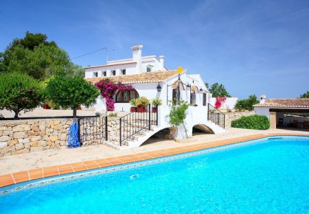 Villa in Benissa, Spain
