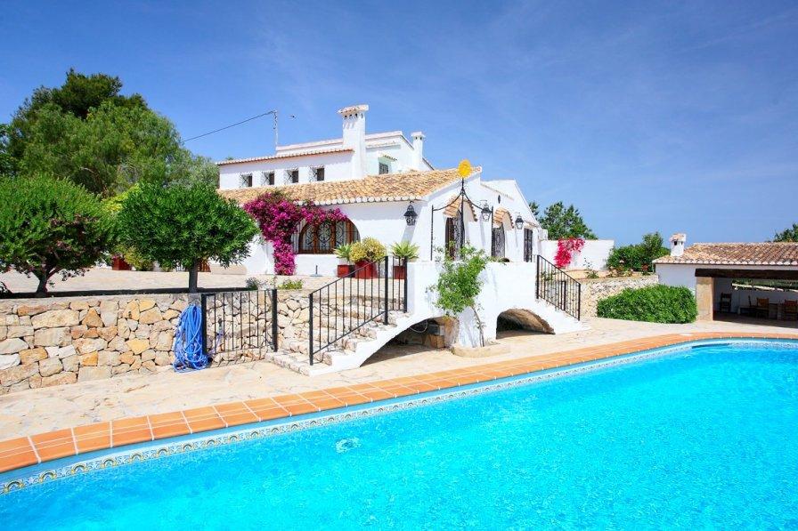 Villa in Spain, Benissa