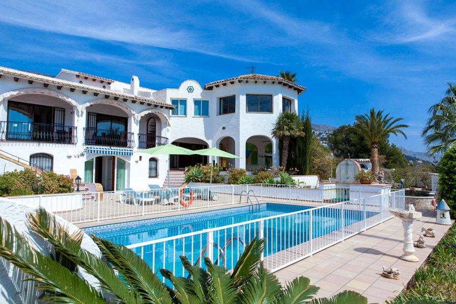 Villa in Spain, Galeras Altas
