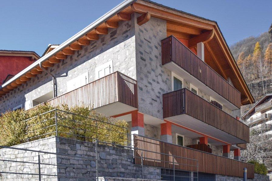 Apartment in Italy, Chiesa in Valmalenco