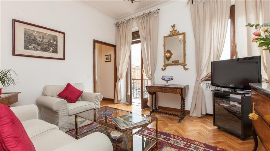 Apartment in Italy, Rome Old Town