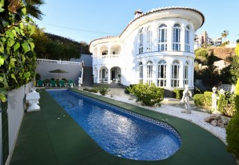 3 bedroom Villa for rent in Benalmadena