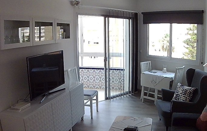 Los Boliches apartment to rent