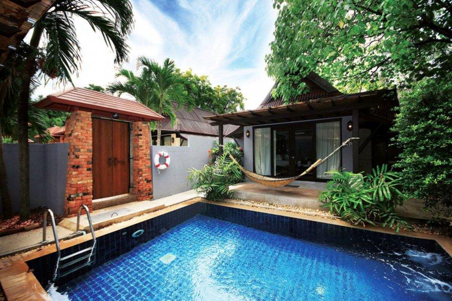 Private Pool Villa by the beach ( Railay, Krabi )