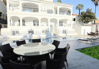 6 bedroom Villa for rent in Benalmadena