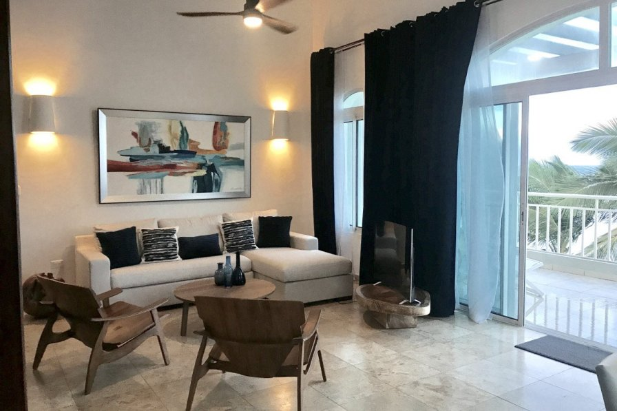 Luxury Cabarete Beach Penthouse w/ Amazing Direct OceanViews