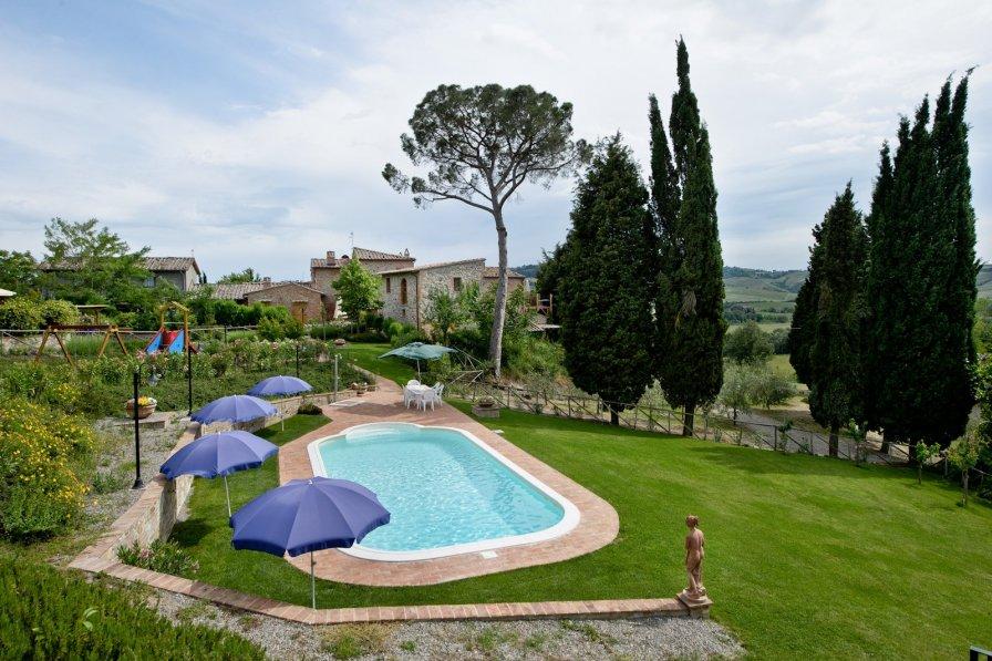 Apartment in Italy, Montepulciano