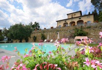 4 bedroom Villa for rent in Lucignano