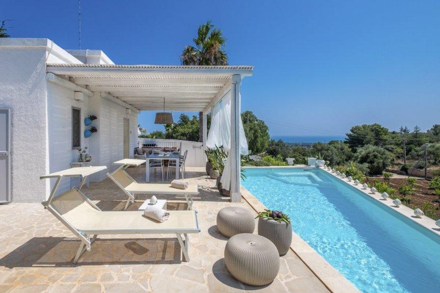 Villa in Italy, Polignano a Mare