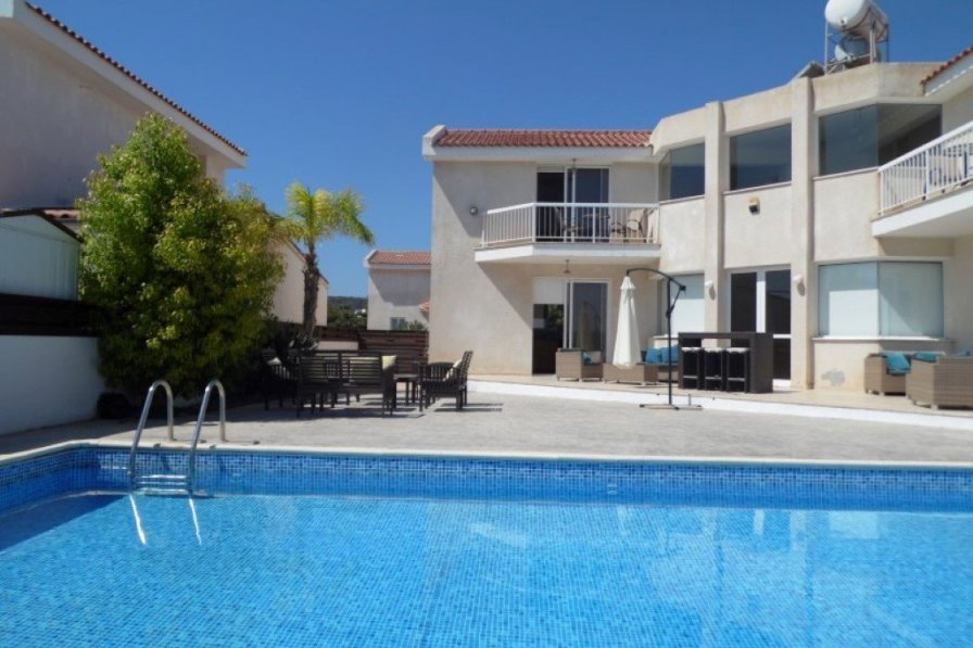Villa To Rent In Protaras Cyprus With Private Pool 233259