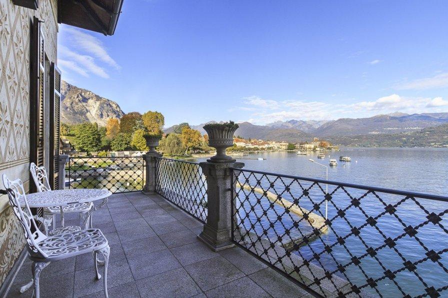 Villa in Italy, Baveno