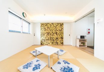 1 bedroom Apartment for rent in Kyoto