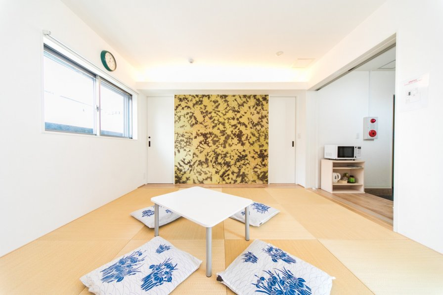 Apartment in Japan, Kyoto