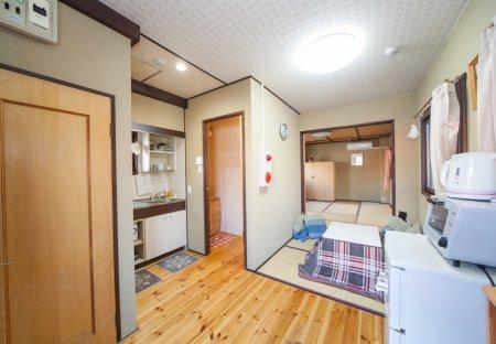 Apartment in Kyoto, Japan