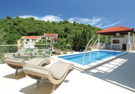 Villa in Žrnovska Banja, Croatia