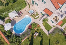 Villa in Gala, Croatia