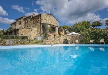 5 bedroom Villa for rent in Barberino Val d'Elsa