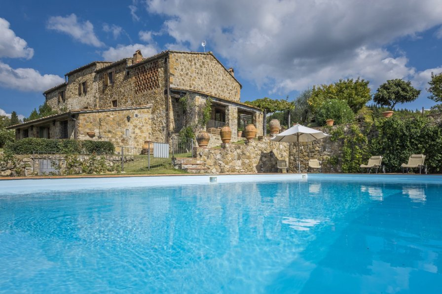 Villa To Rent In Barberino Val D Elsa Italy With Private