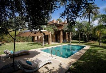 3 bedroom Villa for rent in Marrakech City